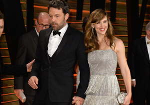 Ben Affleck & Jennifer Garner Reunite in the City of Love
