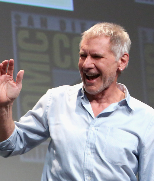 Harrison Ford Makes First Appearance Since Crash with 'Star Wars' Reunion Panel