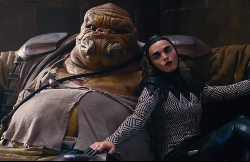 Watch! Go Behind the Scenes of 'Star Wars: The Force Awakens'
