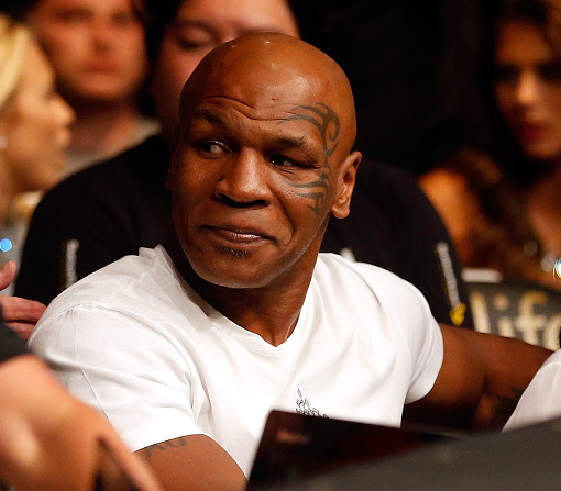 Mike Tyson Previews 'Savage' Appearance in Secret Madonna Video