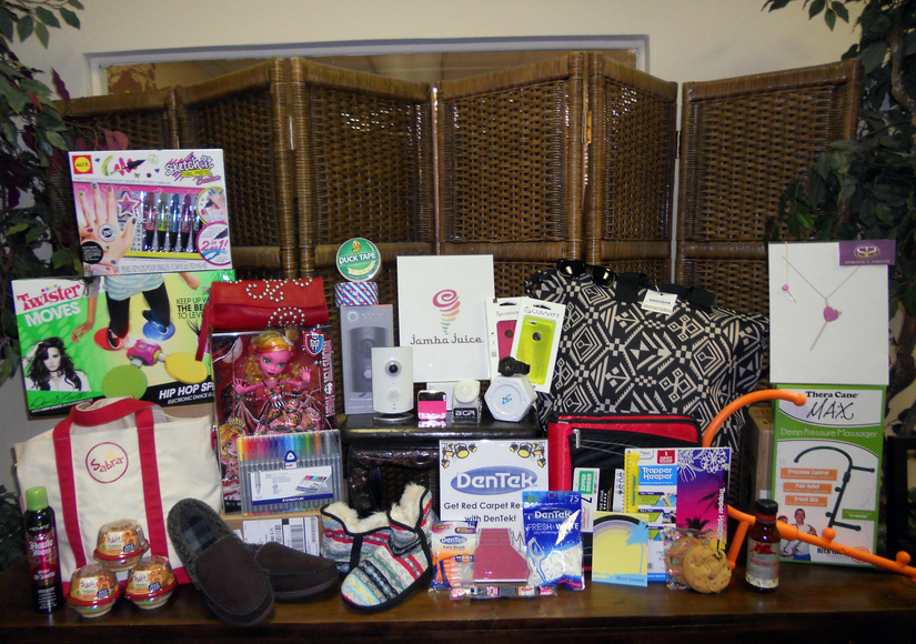 Win It! A Gift Basket from the Teen Choice Awards
