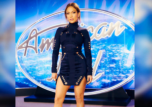 J.Lo Dishes on Turning 46, 'Idol,' and Her Las Vegas Residency