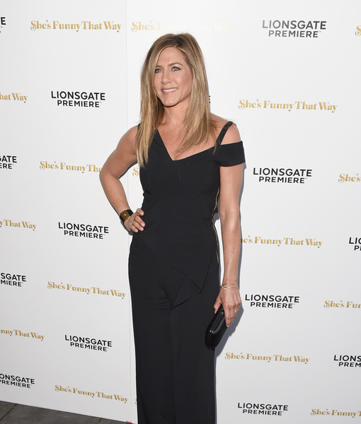 Jennifer Aniston Reveals the Most Magical Part of Her Wedding