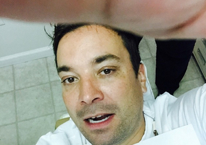 Not Again! Jimmy Fallon Posts Latest Injury on Instagram