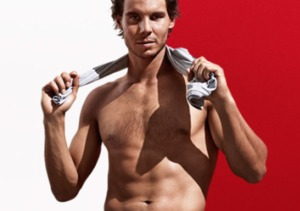 Rafael Nadal Is the Face, the Body, and the Booty of Tommy Hilfiger