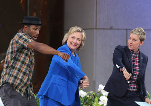 Hillary Clinton Dances with the Stars on 'Ellen'