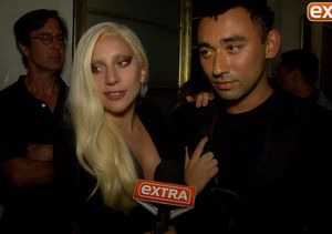 Exclusive! Designer Brandon Maxwell Gets a Helping Hand from BFF Lady Gaga…