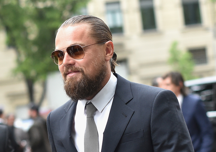 Leonardo DiCaprio Doesn't Look Like This Anymore | ExtraTV.com Leonardo Dicaprio