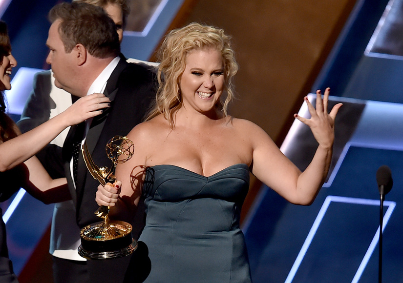 発#by�9jm�amy�(9��_emmy winner amy schumer says getting spanked by madonna was \'the