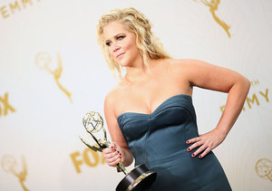 Amy Schumer Chats About Her Emmy Win and Losing LeBron's Phone Number