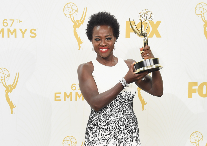Viola Davis Gets Emotional About Her History-Making Emmy Win