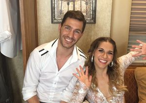 'DWTS' Confessional: Andy Grammer and Allison Holker Count Down Top 5 Moments