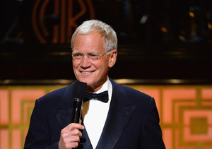David Letterman Channels 'Duck Dynasty' — See His Wild Retirement…