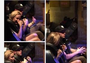 New Couple Alert? Kate Hudson & Nick Jonas Spotted at Amusement…