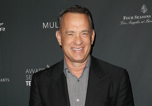 Tom Hanks on Officiating Allison Williams' Wedding, the Pope, and His…