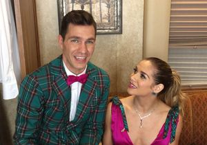 'DWTS' Confessional: Andy Grammer and Allison Holker List Top 5 Moments from…