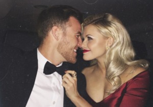 'DWTS' Pro Dancer Witney Carson Is Engaged!