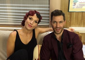 Andy Grammer Switches It Up for 'DWTS' Confessional