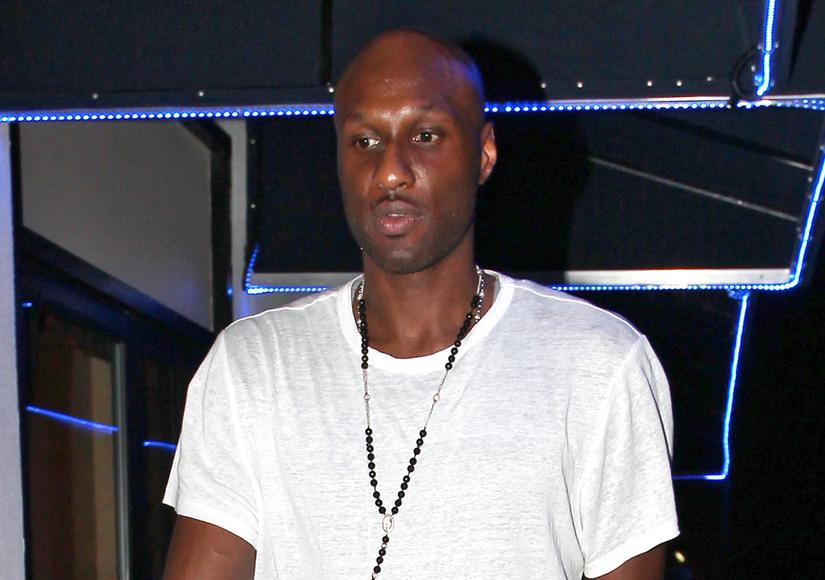 Lamar Odom Declared Brain-Dead