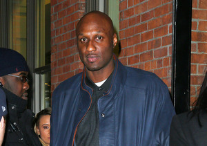 Lamar Odom Walks Out of Intervention