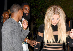 Khloé Kardashian & James Harden Split, and She's Back on the…