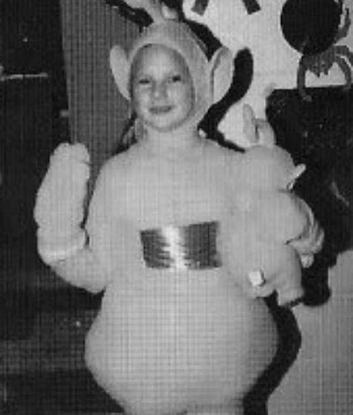 See Cute Throwback Halloween Photos of Celebrities!