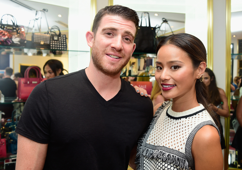 Jamie Chung & Bryan Greenberg Tie the Knot in Halloween-Themed Wedding