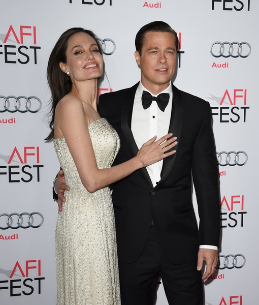 Is Angelina Jolie's Inner Circle Tainting Brad Pitt?