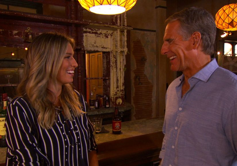 Renee Bargh Takes Acting Tips from 'NCIS: New Orleans' Cast