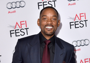Will Smith on Daughter Willow: 'That's My Sweetie'