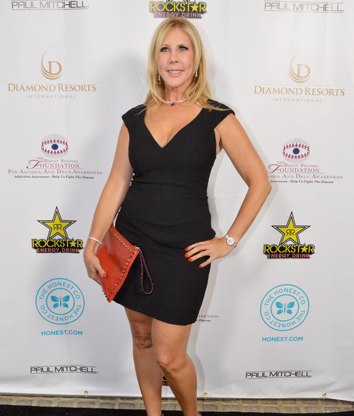 Vicki Gunvalson Has a Message for the 'Real Housewives' Following Brooks Ayers'…