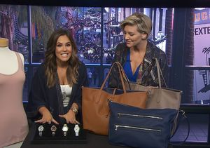 Shop the Scoop: Chic Winter Ponchos, Rhinestone Watches and Reversible Totes