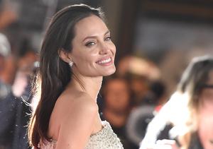Angelina Jolie 'Loves' Menopause