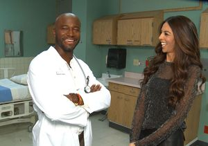 Taye Diggs & Morris Chestnut Fight to Be the 'Best Man' on 'Rosewood'