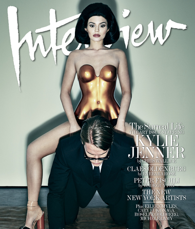 Shock Value! Kylie Jenner Poses as Dominatrix Doll on New Interview…