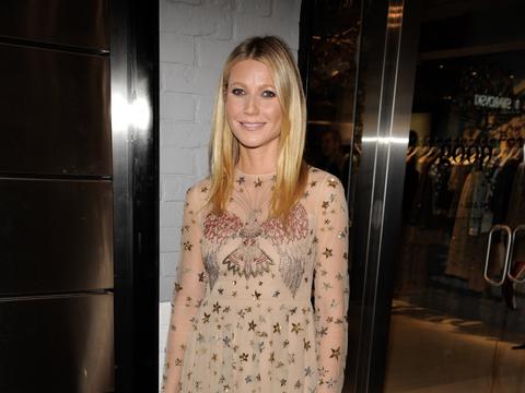 Gwyneth Paltrow's NYC Goop