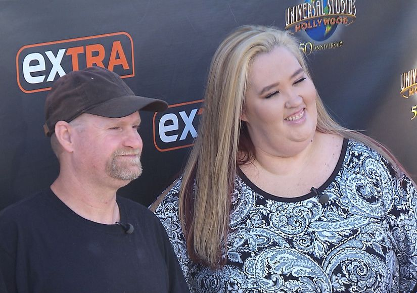 Mama June Can't Trust Sugar Bear After Cheating Allegations