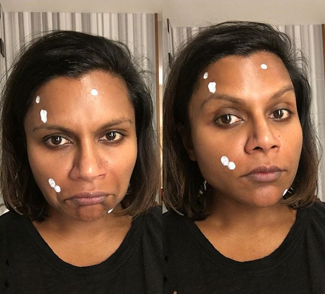 Mindy Kaling Is Still Using Pimple Cream in Her Thirties — See Makeup-Free…