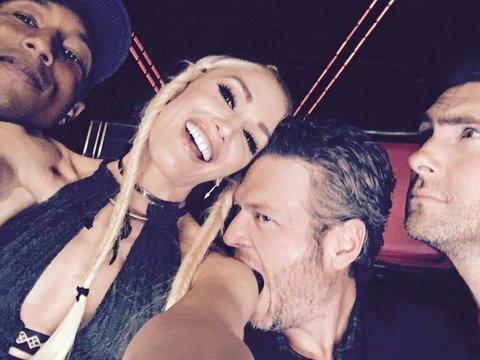 Blake Shelton & Gwen Stefani's