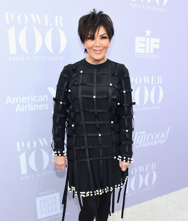 Kris Jenner Joins 'Fashion Police' For Special NYFW Episode