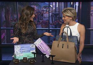 Shop the Scoop: Handbags, Styler, and Earrings