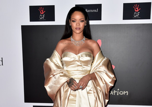 Rihanna Didn't Need to Shed Blood to Raise Money at Diamond Ball