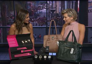 Shop the Scoop: Handbags, Hot Tools, and Watches