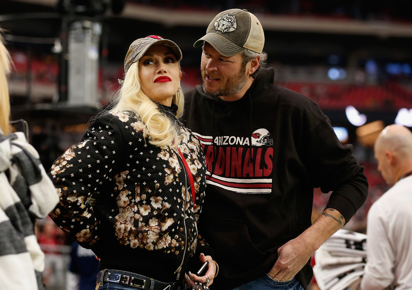 Gwen Stefani: Blake Shelton Inspired 'Make Me Like You,' Singer Says (AUDIO)