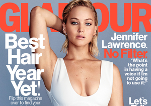 Jennifer Lawrence on Dating: 'I'll Find a Guy Attractive Maybe Once a…