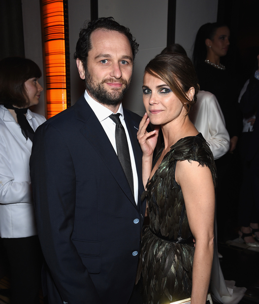 American Family! Keri Russell & Matthew Rhys Expecting First Child