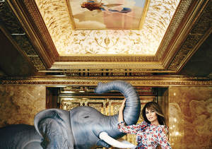 Melania Trump and the Elephant in the Room — Her Husband's Presidential Run