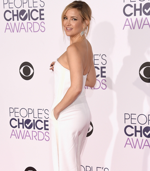 Stars at the People's Choice Awards!