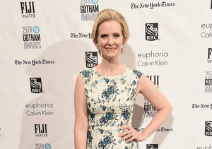 Cynthia Nixon Says 'Sex in the City' Stories 'Really Did Happen'