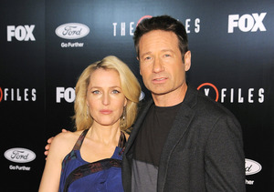 Gillian Anderson Sets the Record Straight on Mulder & Scully Relationship